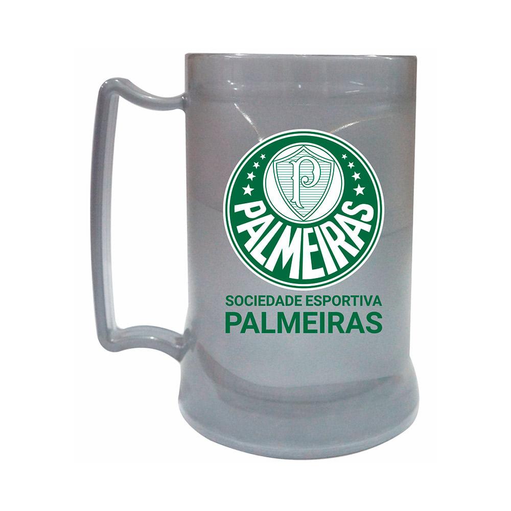 CANECA-GEL-PALMEIRAS-ESCUDO-PRATA-13079P