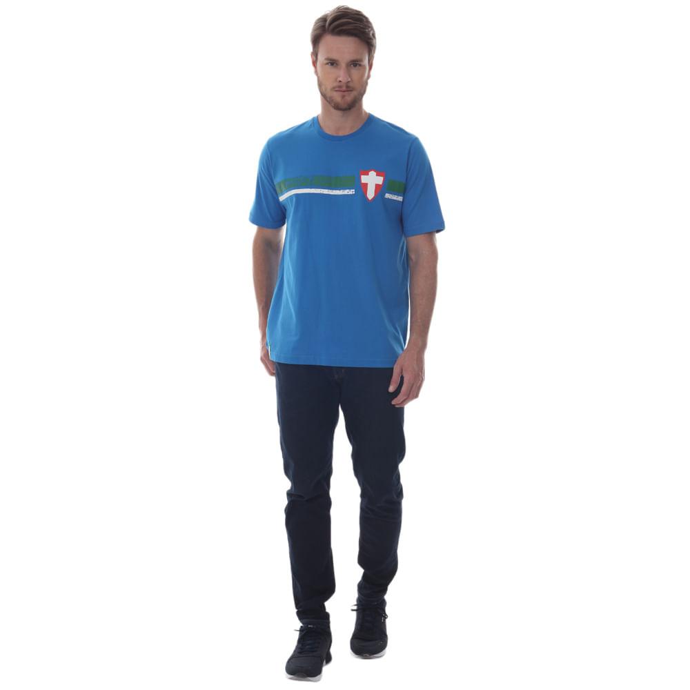 Camiseta-Savoia-Listra
