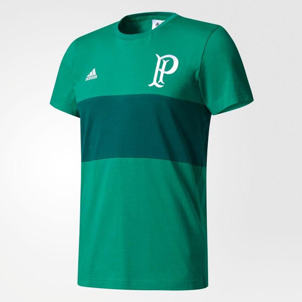 Camiseta-Casual-Palmeiras-Adidas