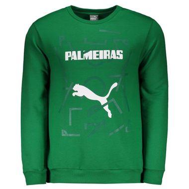 Blusao-Palmeiras-Puma-Graphic-Sweat---Verde-e-Branco_frente