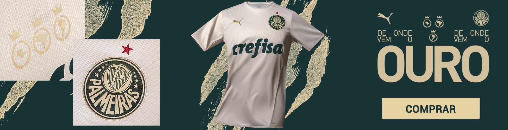 Lançamento Camisa III 2021